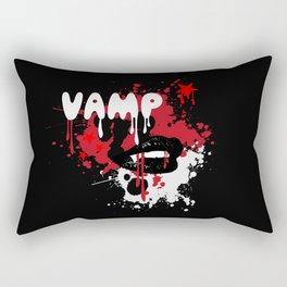 Vamp Rectangular Pillow