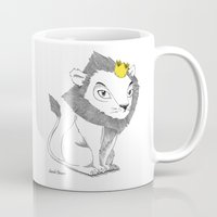the little prince Mugs featuring Little Prince by Sarah Dousse