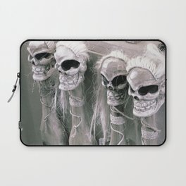 Death for Sale Laptop Sleeve