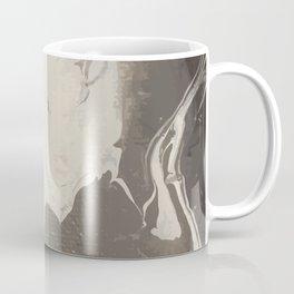 Marbled Hot Chocolate Coffee Mug
