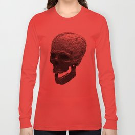 IRON SKULL Long Sleeve T-shirt