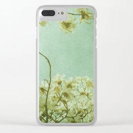 Uplifting Clear iPhone Case