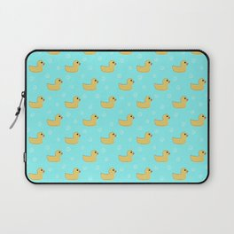 Just Ducky - yellow rubber ducks Laptop Sleeve