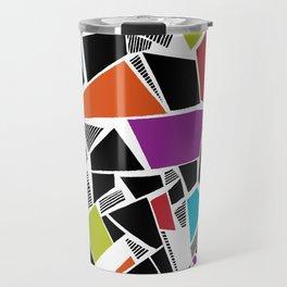 Carnivale Mosaics Travel Mug