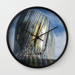 City of Wine, Bordeaux Wall Clock