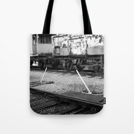 Point Lever Tote Bag