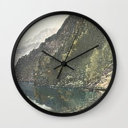 To the loch Wall Clock
