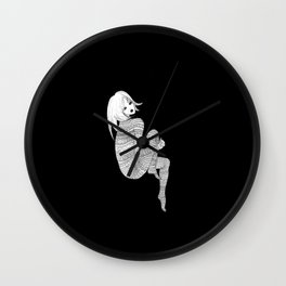Loftiness Wall Clock