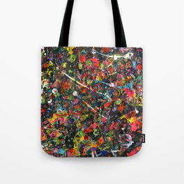 Overstocked Lake Tote Bag
