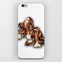 Stallion Swagger iPhone Skin