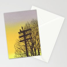Gone Away Stationery Cards
