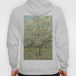 """Vincent van Gogh """"The White Orchard"""" Hoody"""