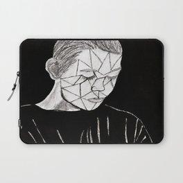 Just a Crack Laptop Sleeve