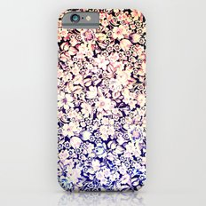 VINTAGE FLOWERS X - for iphone iPhone 6 Slim Case
