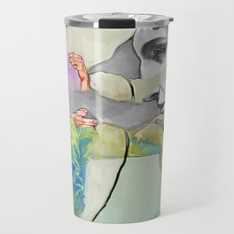 Ghost in the Stone #3 Travel Mug