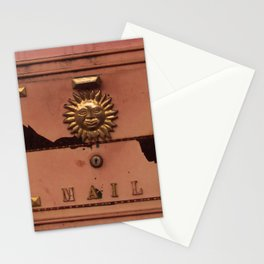 Old Hollywood Mailbox Stationery Cards