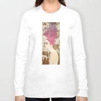 spirit Long Sleeve T-shirts featuring Spirit by Kimball Gray