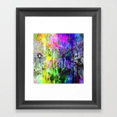 Hindsight orbit since pews ignite talk at looking. Framed Art Print