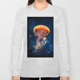 Electric Jellyish World Long Sleeve T-shirt