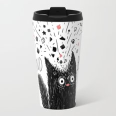 MIND BLOWN. Travel Mug