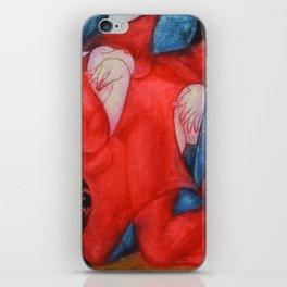 caperucita iPhone Skin