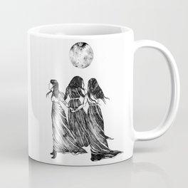 The Power of Three Coffee Mug