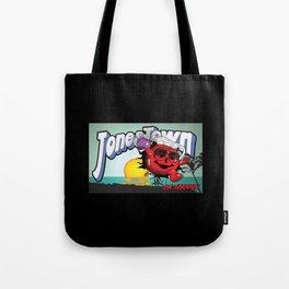 Jonestown, Oh Yeah! Tote Bag