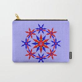 Shuriken Lotus Flower V2 Carry-All Pouch