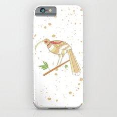New Zealand Native Birds -  Huia iPhone 6s Slim Case