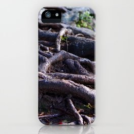 Deeply Rooted iPhone Case