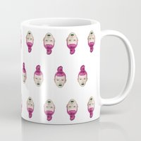 ufo Mugs featuring UFO by Cannibal Malabar