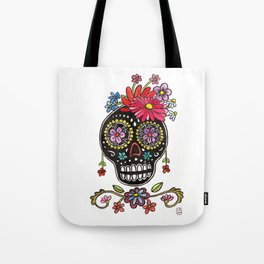Calaca Fridita Tote Bag