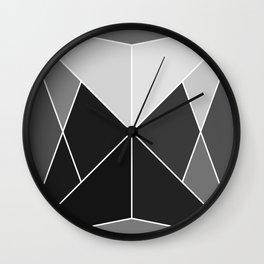 Mosaic tile Wall Clock