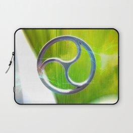 Sacred Geometry - Trinity 03 Laptop Sleeve