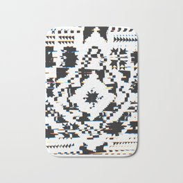 Twisted Quilt Bath Mat
