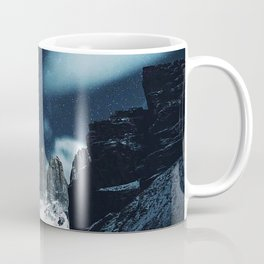 Torres del Paine National Park, Patagonia, Chile Coffee Mug