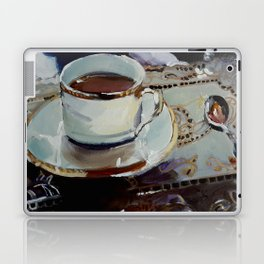 Fancy Coffee Laptop & iPad Skin