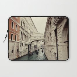 Bridge of Sighs I Laptop Sleeve