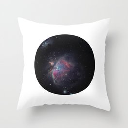 Galaxy Cloud - Milkyway - Universe Throw Pillow