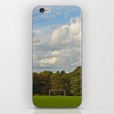 Goal iPhone & iPod Skin