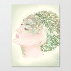 Salacia, Queen of Mermaids Canvas Print