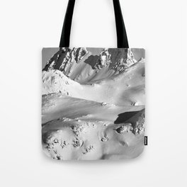 Mt.Fee Landscape series, Whistler BC Canada #5 of 5 Tote Bag