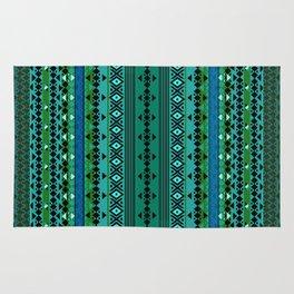 Aztec Greens Rug
