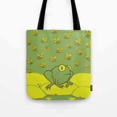 Frog Pond Tote Bag