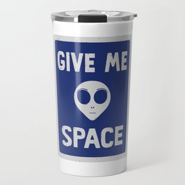 G/VE ME SPACE Travel Mug