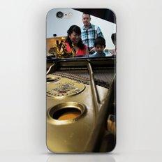 Piano Recital iPhone & iPod Skin
