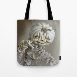 Rucus Studio Halloween Ghostly Haunt Tote Bag