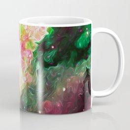 Rosy Galaxy Coffee Mug