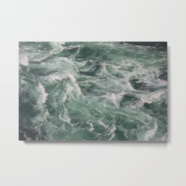 Ocean Photography | Waves | Tides Metal Print