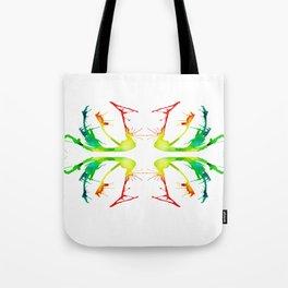Kaleidoscope Dream Tote Bag